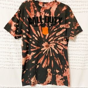 Call of Duty Black Ops bleached tee l